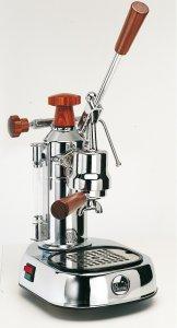Ruční pákový stroj na kávu